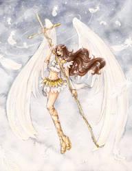 C: Sailor Archangel by ann4rt