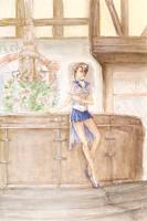 C: Sailor Nisaba by ann4rt