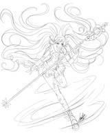 C: Sailor Eta Carinae Prime by ann4rt