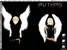 Angel Elrics by Hatake-chan