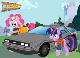 Mlp To The Future by mzx-90