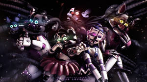 [SFM/Sister Location] Welcome Back! by NikzonKrauser