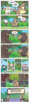 Dorkly - Out of the Wild by AndyKluthe