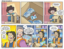 Nerd Rage - Prime Example by AndyKluthe