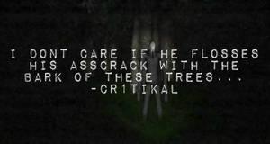 Cr1tiKal by kitsunexfalling