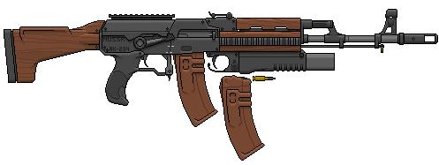 RSC AK-234 Assault Rifle by Toravich12