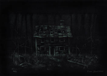 .: The Cabin in the Woods :. by AmbergrisElement