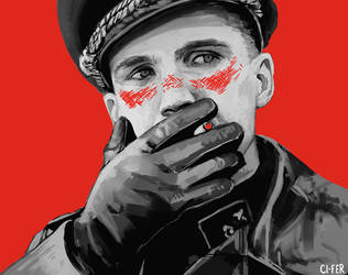 ralph fiennes in schindler's list by guccimoons