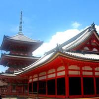 Red Shrine by orangeycow