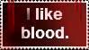 I Like Blood by skailak