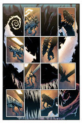 Venom - Issue 06 page 1 by Furlani