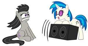 Oh Nothing, Just My BASS CANNON! by Perinigricon