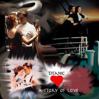 Titanic by LizFirestarter