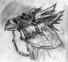 Griffon by AssassinGirlz