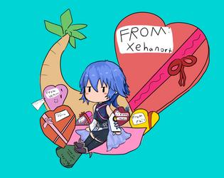 Kingdom Hearts: Aqua's Valentines Day Surprise by Stormowl2