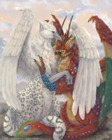Pyre + Seraph *FINAL* by konekonoarashi