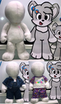 Furry Base Prototype by CindersDesigns