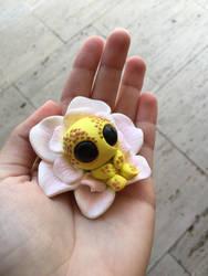 Baby Zokumo by StuffAnClay