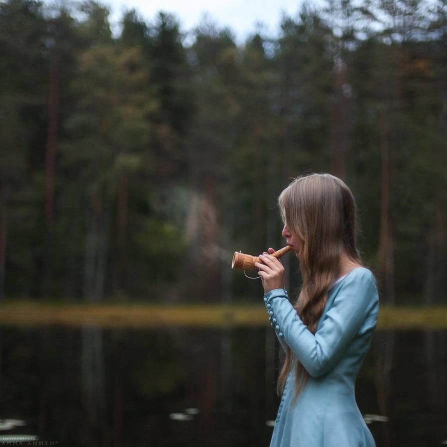 Severnaya pesn` by Anhen
