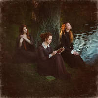 Tri sestri oseni by Anhen