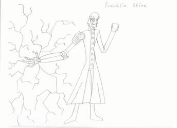 Franklin Stien by Gentleman-Jack-Red