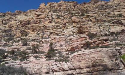 Nevada Cliffs by Gentleman-Jack-Red