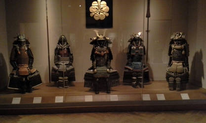 Samurai Armor by Gentleman-Jack-Red