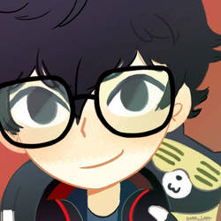 P5dsn icon commission by OmiOhMy