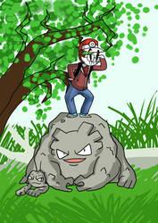 Pokemon Go by Vey-kun