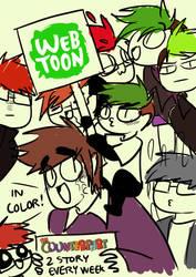 New Comic series by Vey-kun
