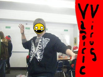I get bored... by Vampiricvirus