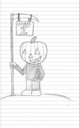 October First by Vampiricvirus