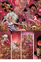 Brainy and Dreamy vs. Dominators by PORTELA