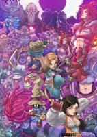 -- Final Fantasy IX Tribute -- by sarrus
