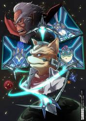 Starfox Tribute by sarrus