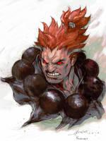 Alvin's Akuma by Kandoken