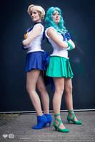 Sailor Soldiers by Su-rine