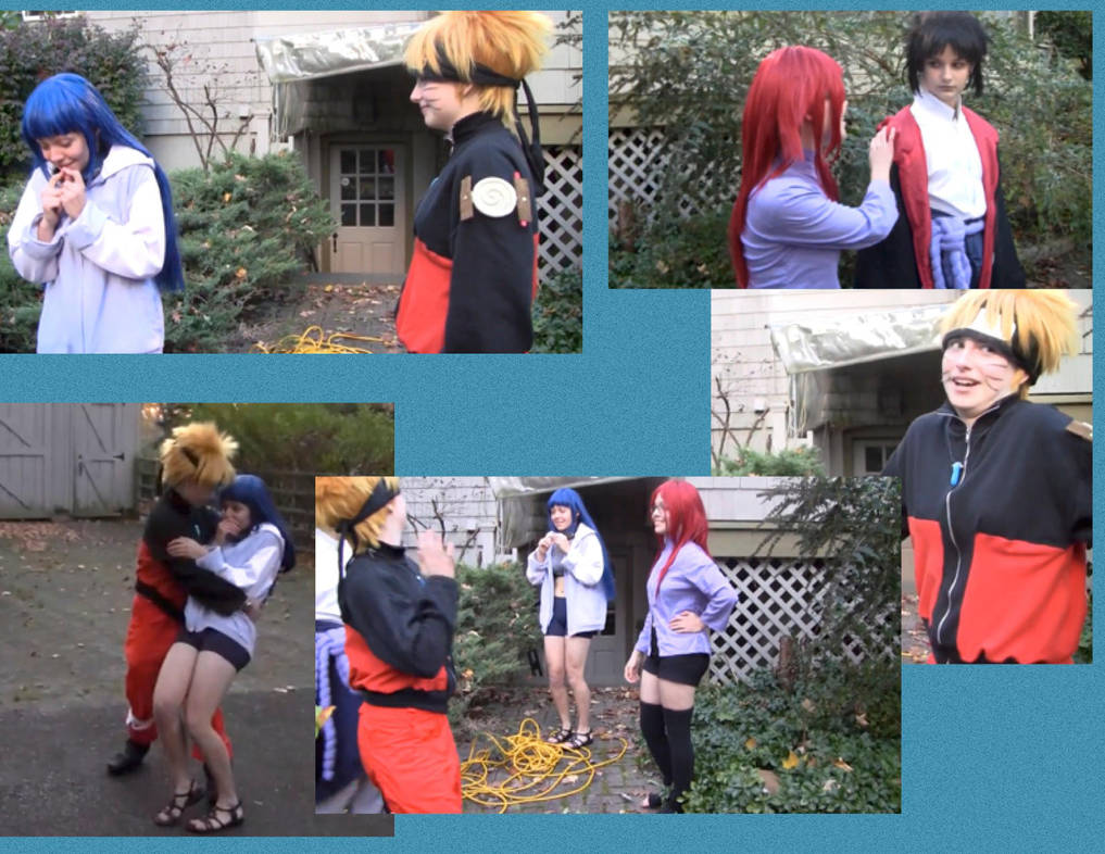 Funny Naruto Cosplay Video By Bloodkaika On Deviantart