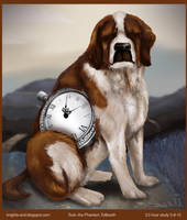 Phantom Tollbooth--Tock the Watchdog 3.5 hr study. by Knights-End