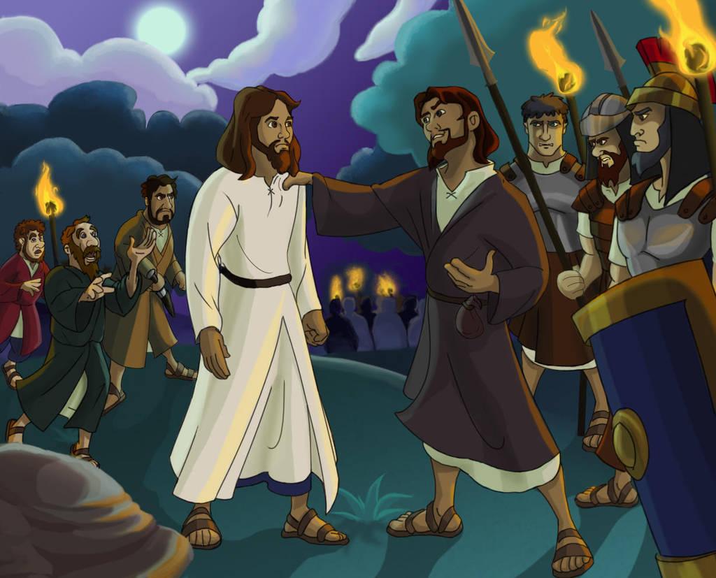 Jesus55 V4 by Knights-End