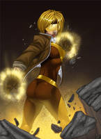 blondes rock by felle2thou