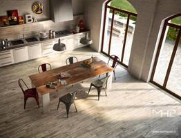Loft Design by lolloide