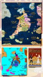 Mapa: Ruta by mushisan