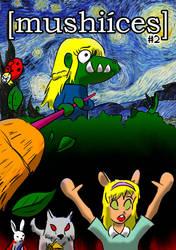 cover: Mushiisms fanzine #02 by mushisan