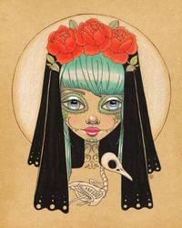 Luna Azul by Lea5000