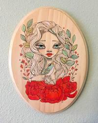 Thumbelina by Lea5000