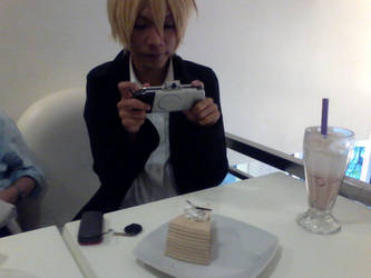 KnB - Pictureception - cake edition by emperor-angelo-xxv