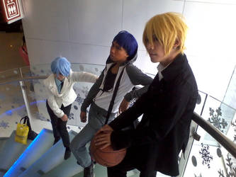 KnB - What's taking them so long? by emperor-angelo-xxv