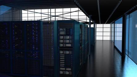 Data Center by colecreate