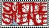 Suicide Silence Stamp by CannibalStamps